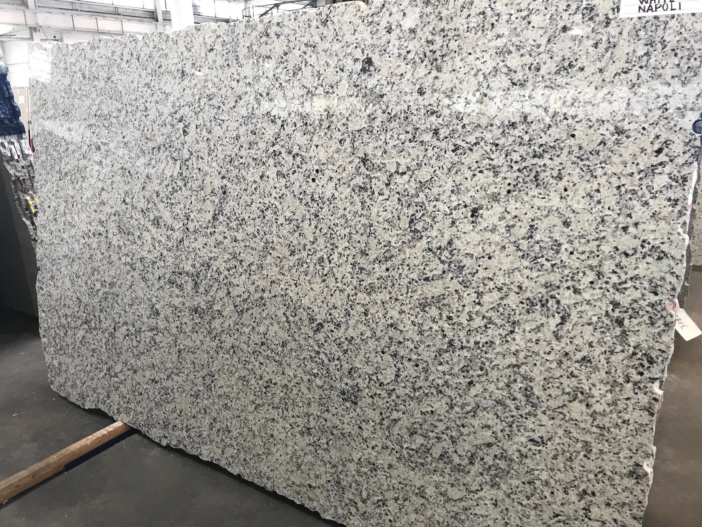 White Napoli Granite Global